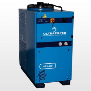 UDW 06000 - 100.000 l/min - DN150 (Water cooled)