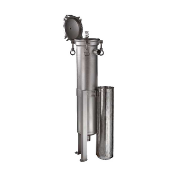 "BFSD-2 Bagfilter Housing 2"" Side in/out (SS304)"